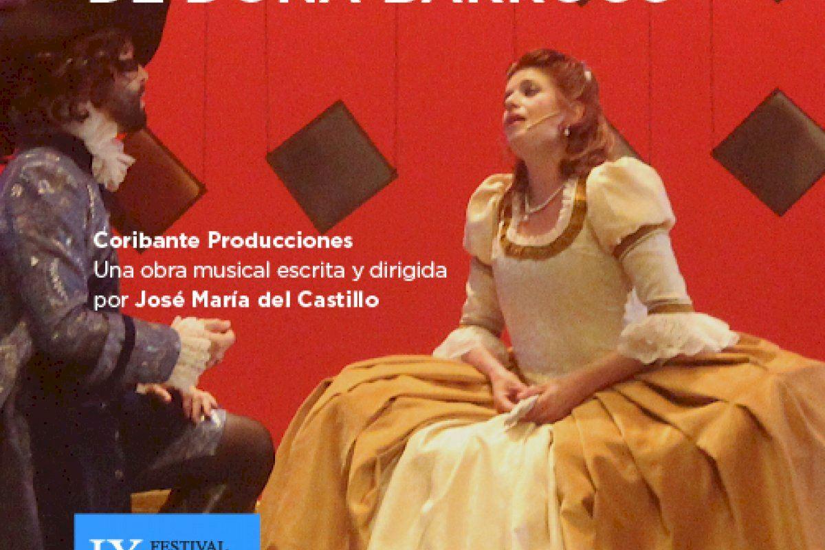 """""""Molt de soroll per no res"""" abre mañana la semana de teatro profesional del Festival de Teatro Clásico de L'Alcúdia-UA"""
