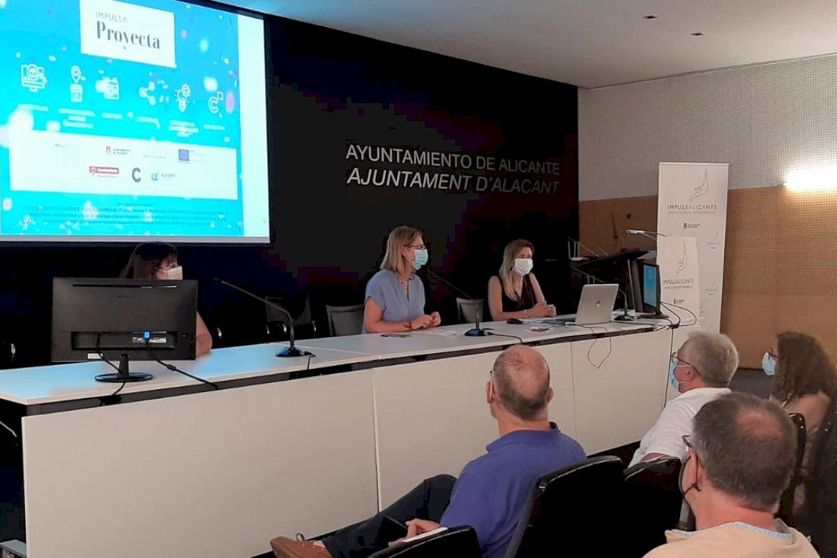 La incubadora ImpulsaCultura Proyecta lanza 60 proyectos de emprendimiento en la industria creativa y cultural