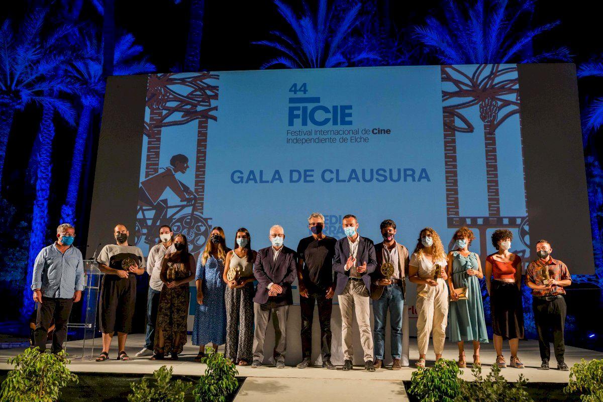 """""""Farrucas"""" gana el Festival de Cine Independiente de Elche"""