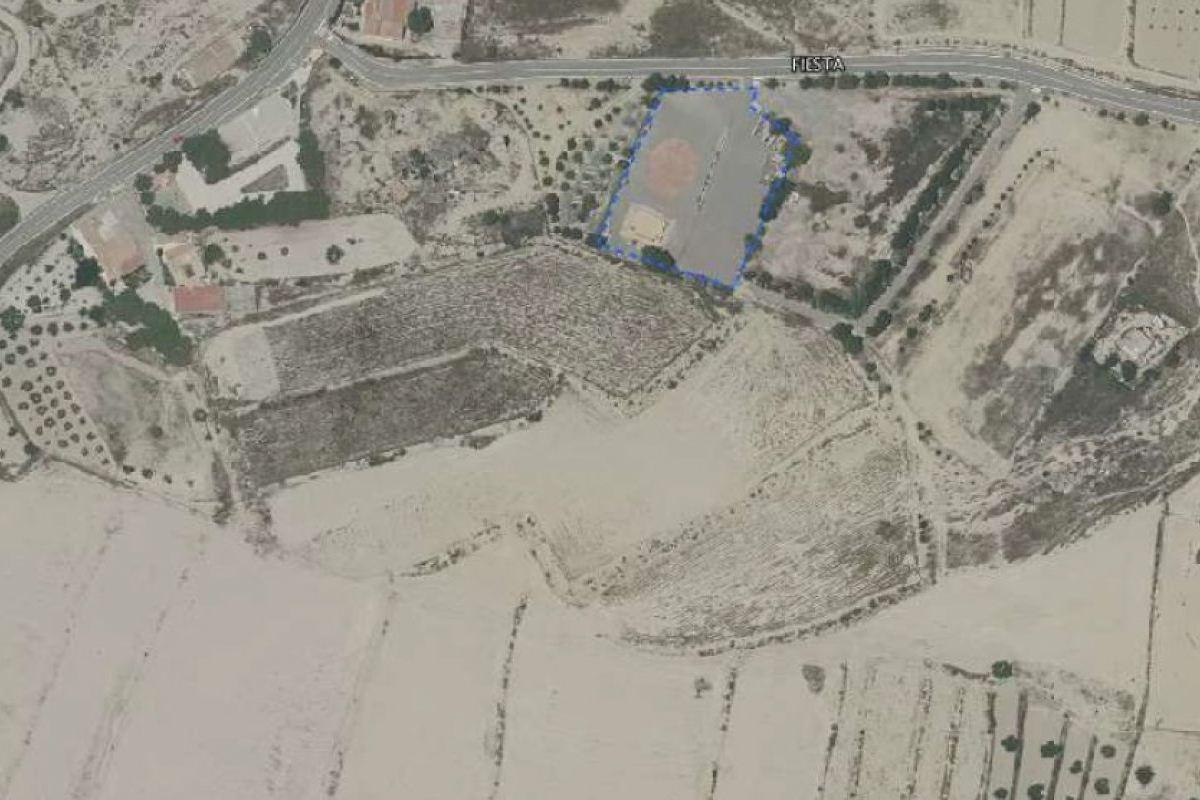 El Ayuntamiento licita las obras para crear un circuito biosaludable con sendas, jardines, e itinerario peatonal en La Alcoraya