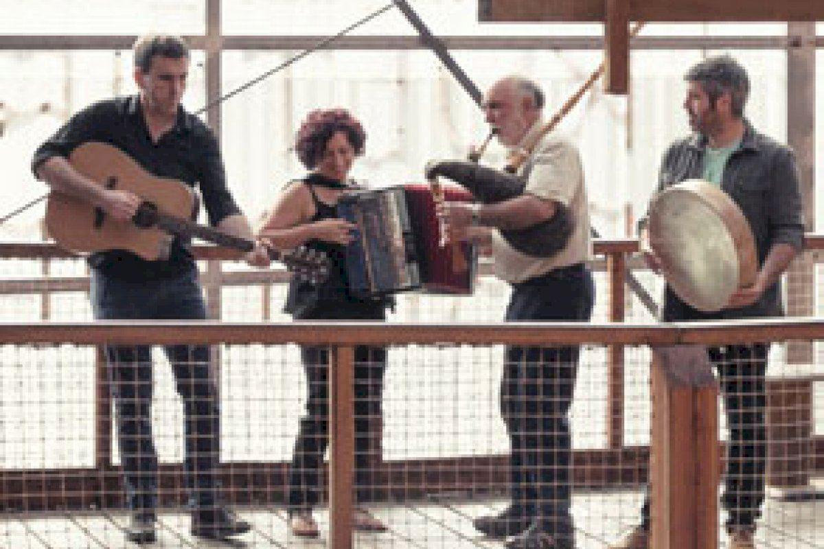 El IVC realiza un recorrido musical por la costa vasca en 'Nits al Claustre' con Juan Mari Beltran Quartet