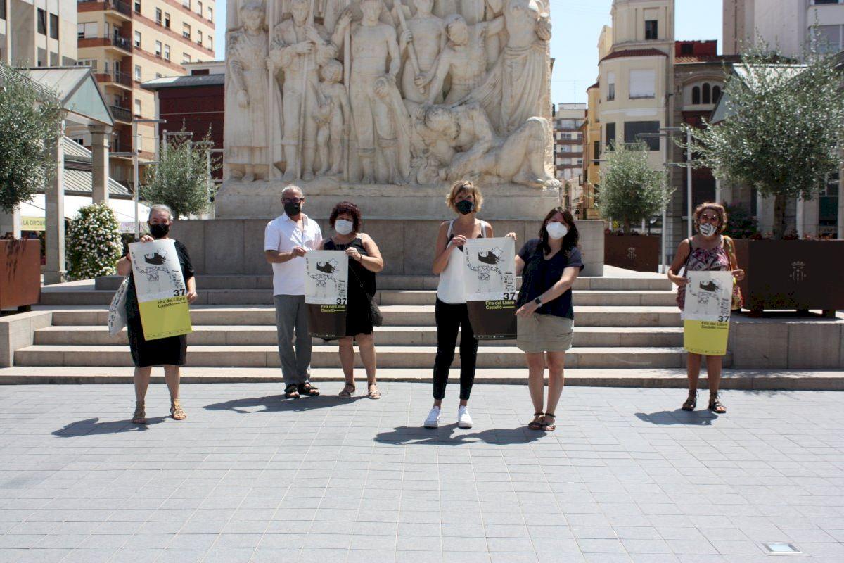 Cultura y el Gremi de Llibreters de Castelló i Comarques organizan la mayor exposición de libros en la calle