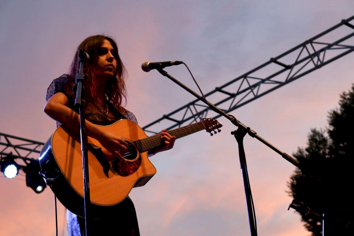 Els Concerts del Pinar atraen a más de 3.000 personas a reencontrarse con los festivales
