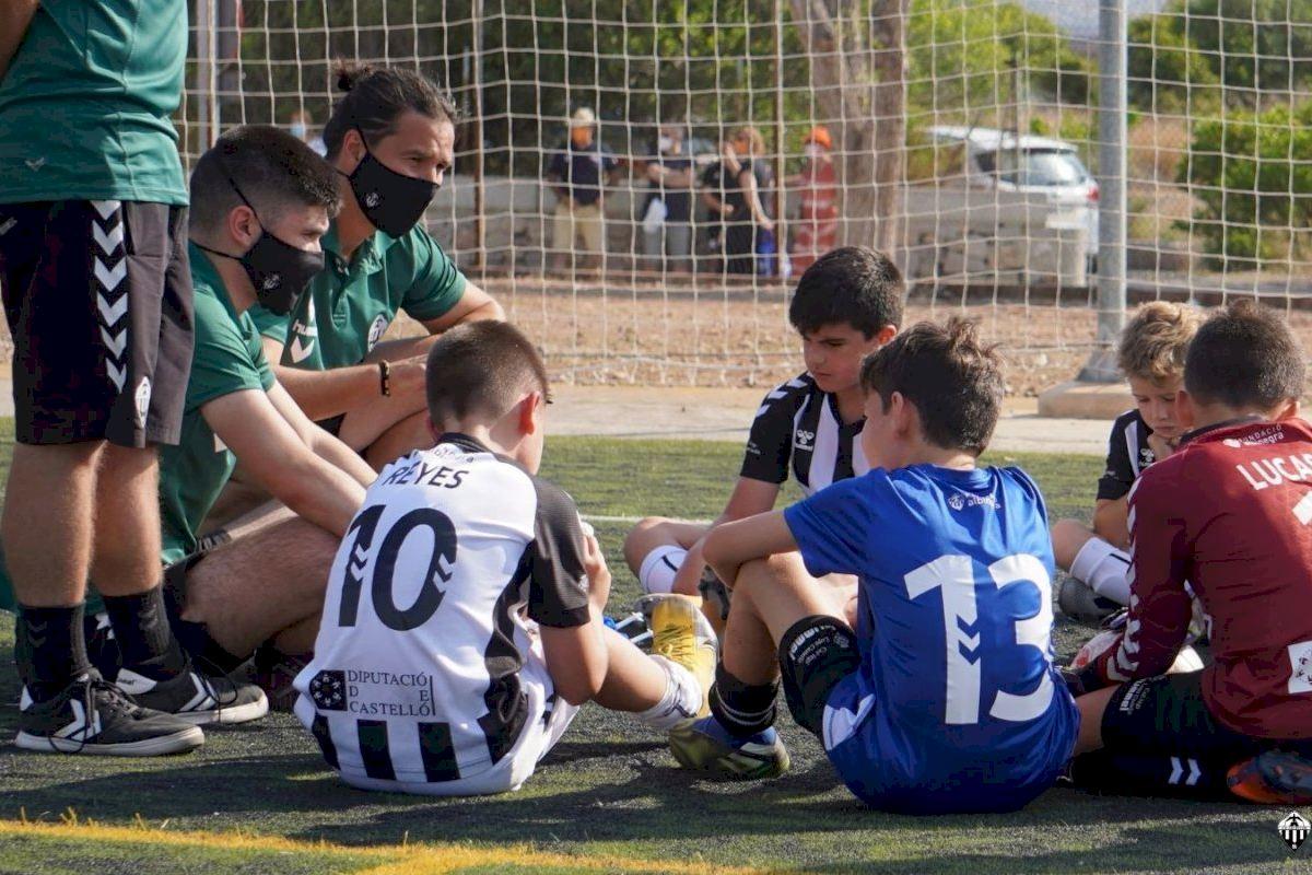 Definidos los entrenadores de la Cantera del CD Castellón 21/22