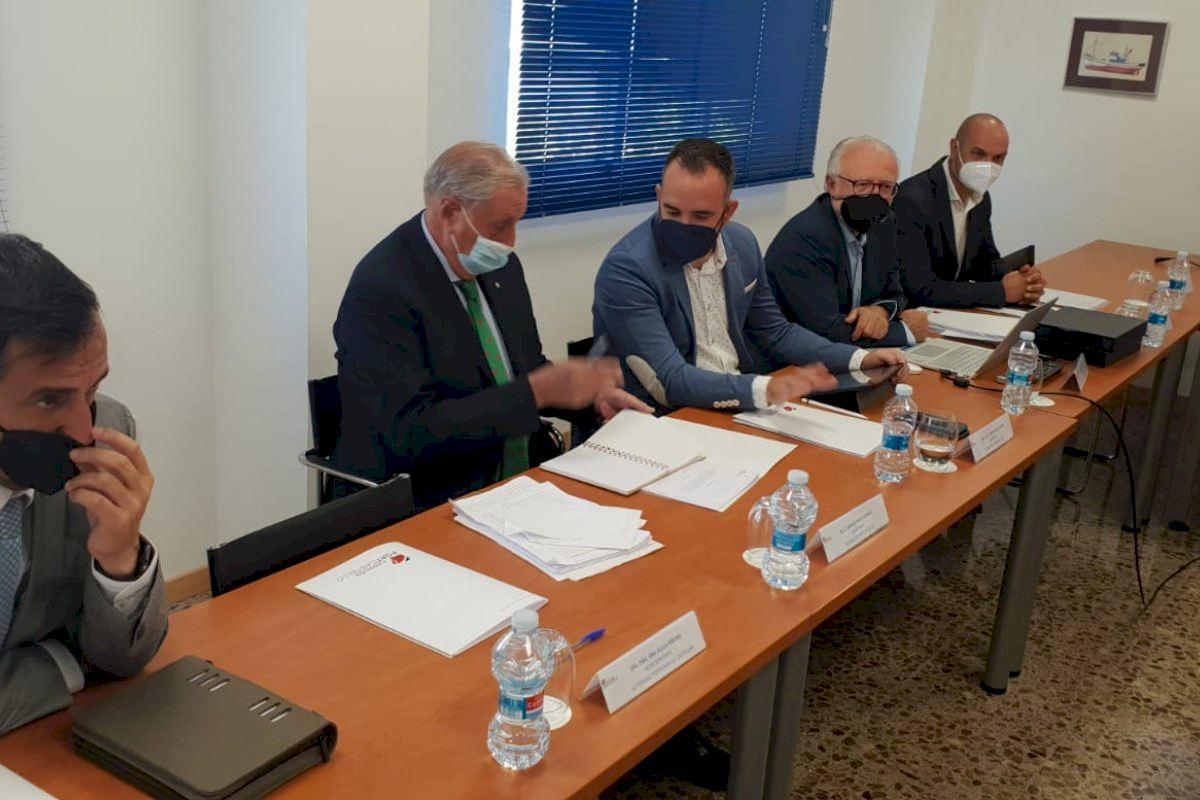 Rafa Simó destaca el papel de la Fundación PortCastelló en la promoción del puerto