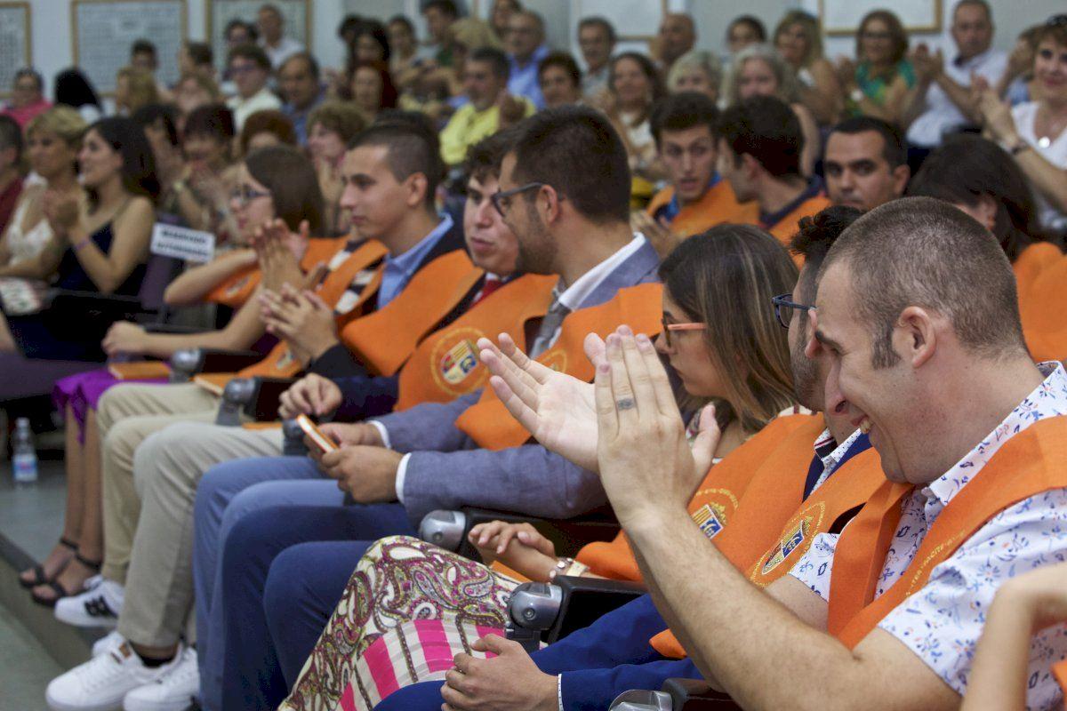 El curso de Competencias Laborales para personas con discapacidad intelectual cumple cinco años en la Universidad de Alicante
