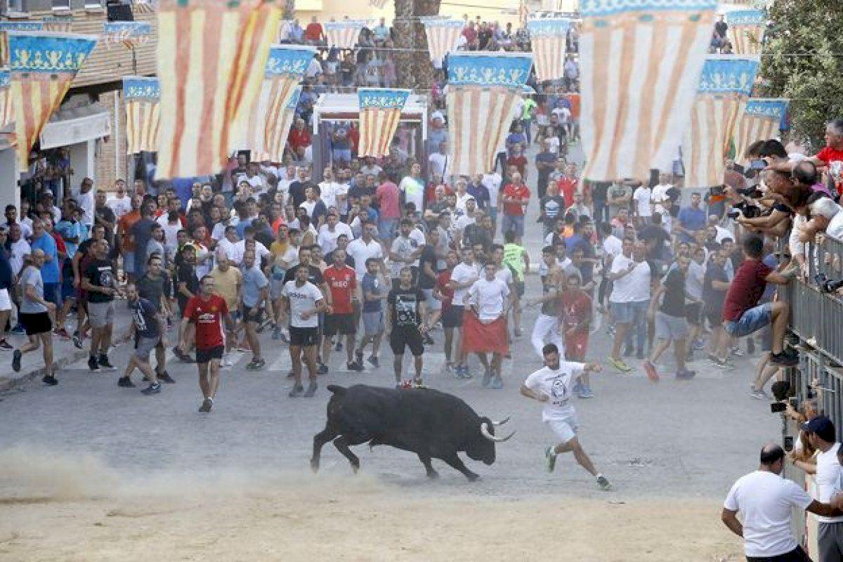 Octubre, posible fecha para la vuelta de los 'bous al carrer' en la Comunitat Valenciana