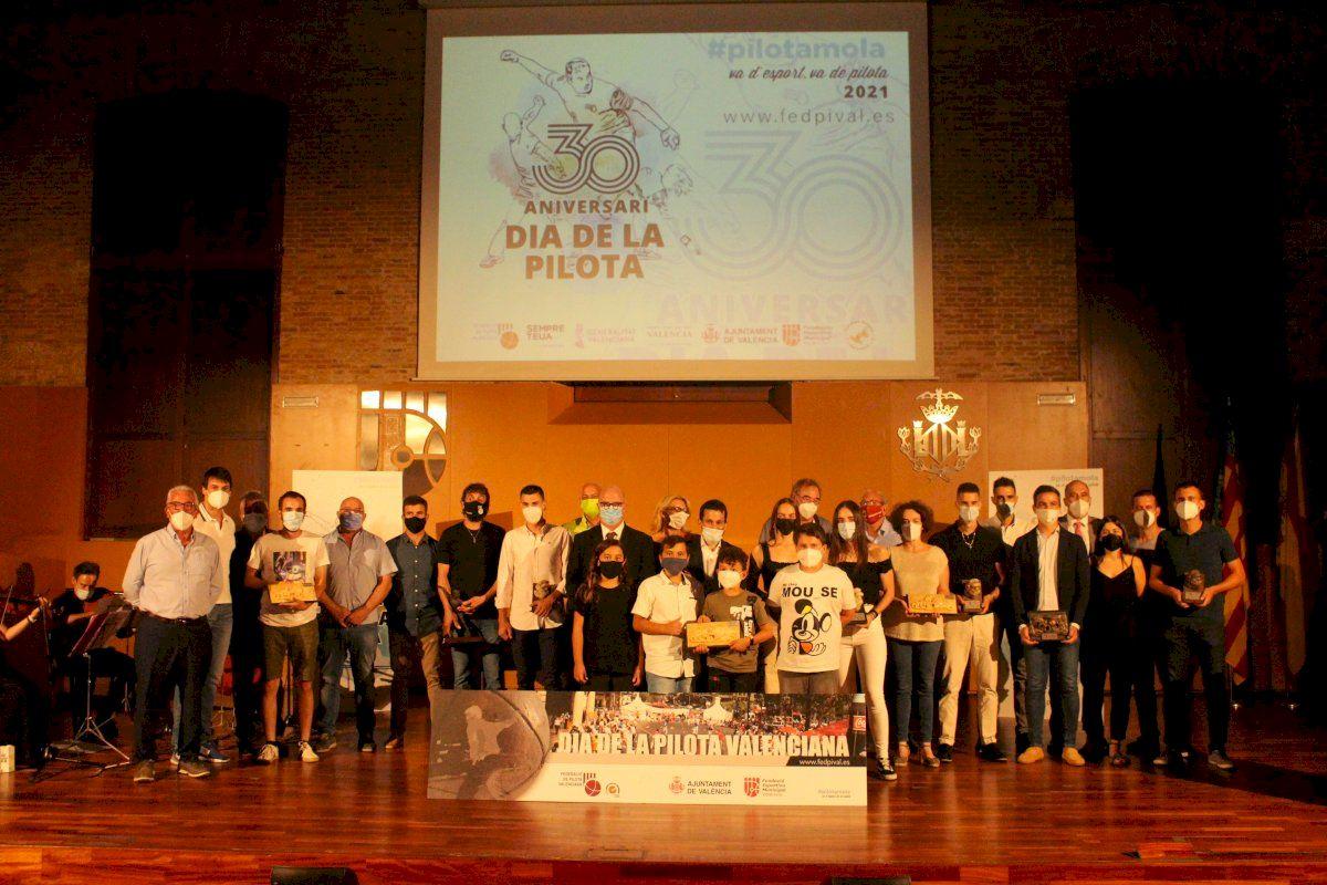 Los Premios Anuales de la FPV reúnen a los deportistas, clubes, escuelas, instituciones y entidades más destacados