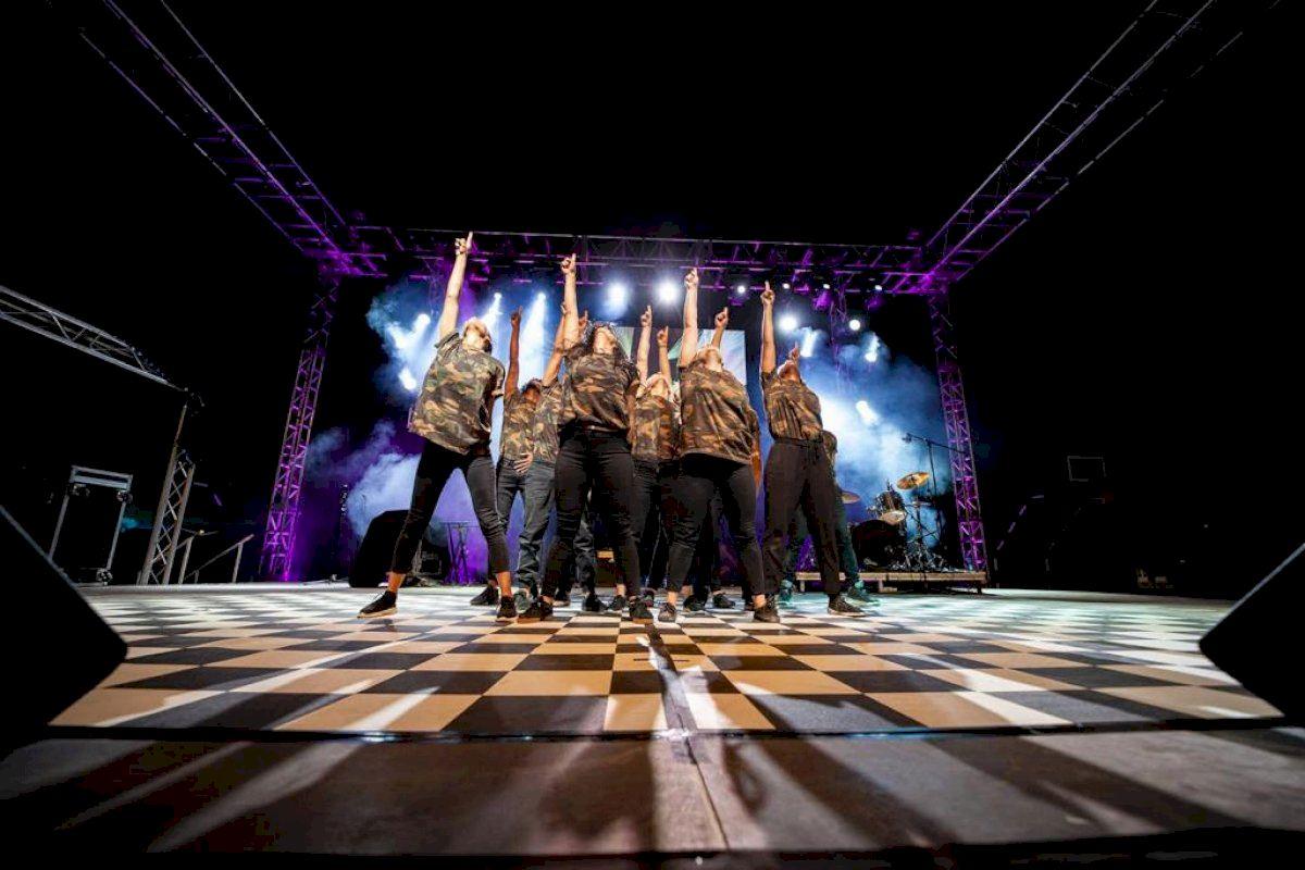 El equipo internacional Impact World Tour llega a Castellón