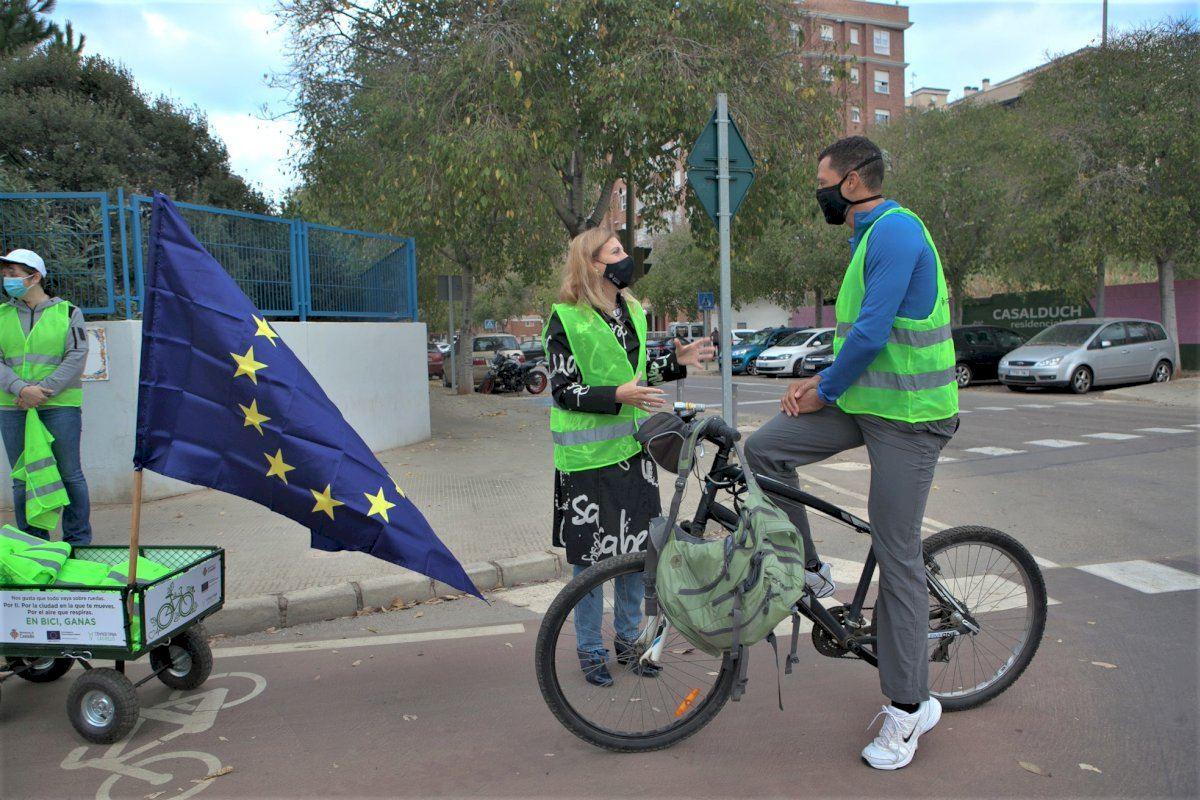 Castelló opta a 17,5 millones de fondos europeos para implantar una Zona de Bajas Emisiones y avanzar en movilidad sostenible
