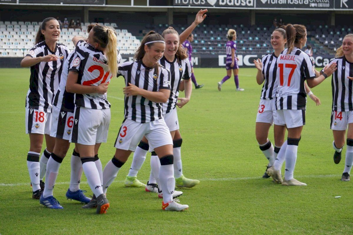 El Granada CF, primer rival del CD Castellón Femenino para la Copa de la Reina