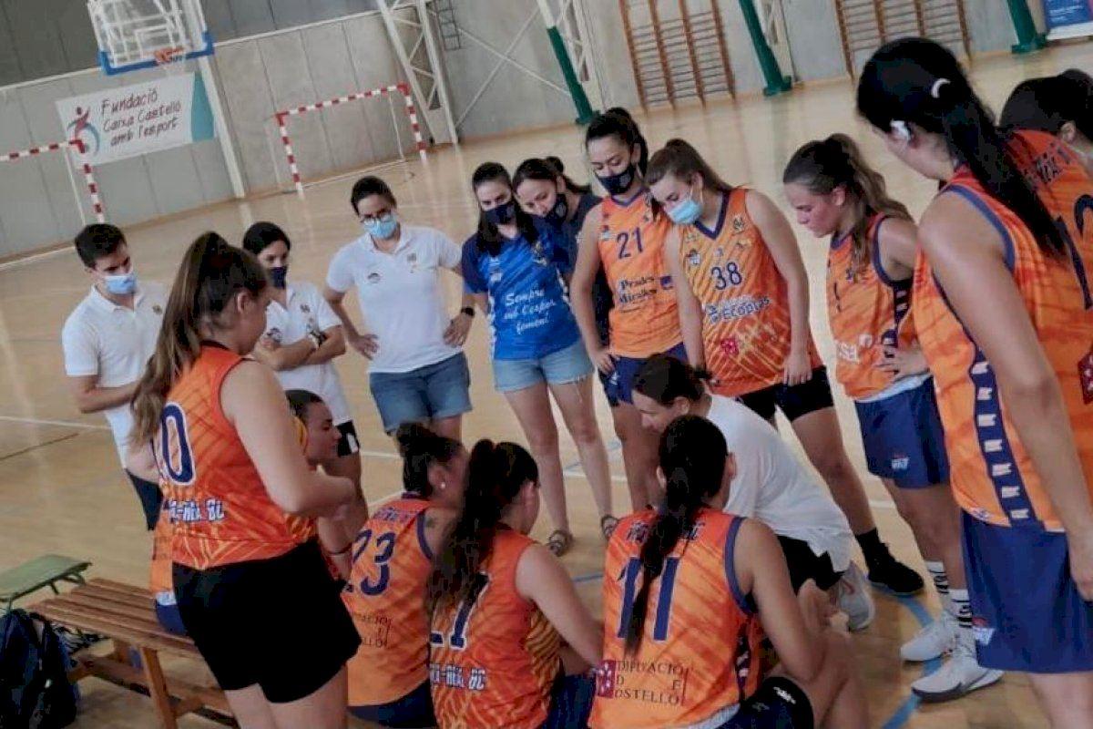 El Facsa Vila-real BC debuta en competición oficial