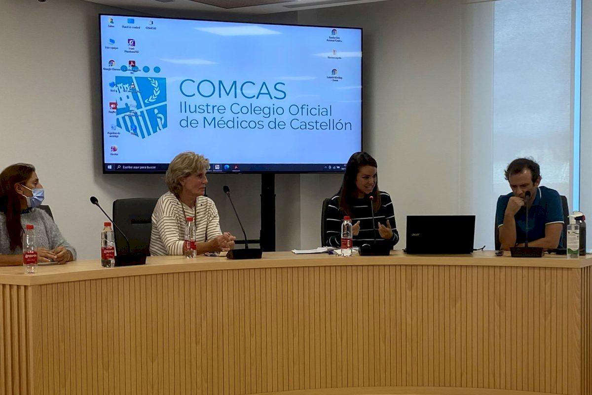 Gonzalo Pareja impartió la primera sesión del Curso de Cooperación Internacional del COMCAS