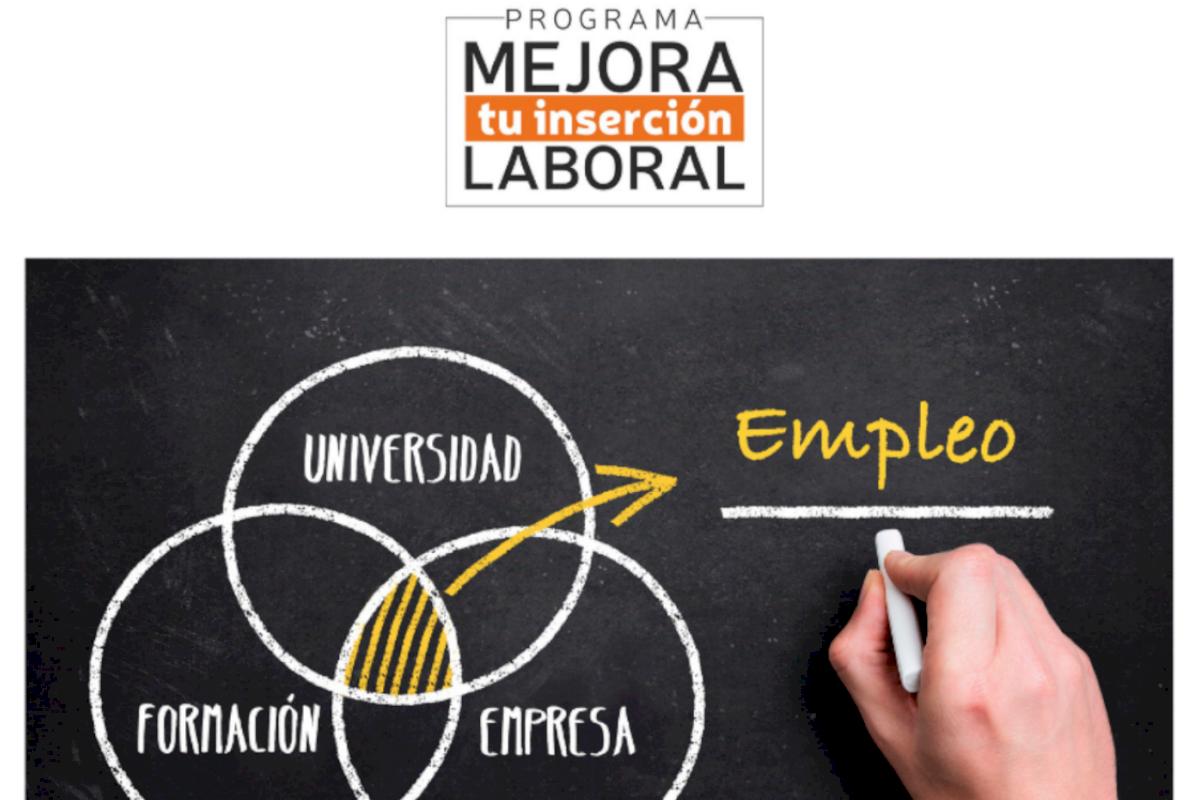 La Universidad de Alicante organiza un ciclo para orientar en la búsqueda de empleo a estudiantes y egresados
