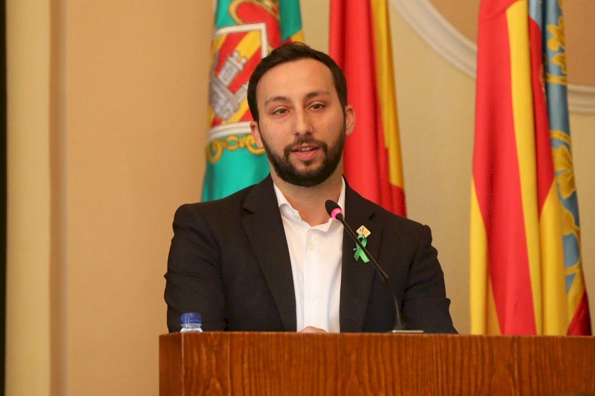 """Toledo: """"El gobierno de Marco debe respetar la libertad de los castellonenses y no entrometerse en la educación de los jóvenes"""""""