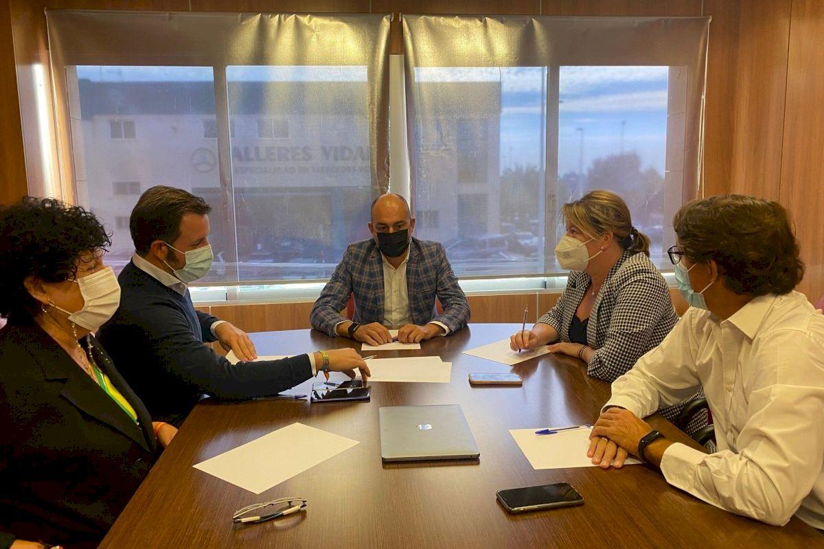 """Ana Serna: """"Exigimos al PSOE que incluyan en los PGE las inversiones que necesitan nuestros agricultores y regantes"""""""