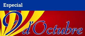 Especial 9 de Octubre 2019 en la Comunidad Valenciana