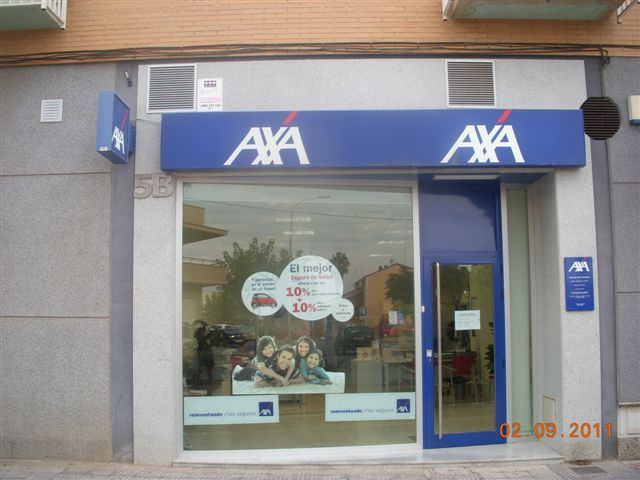 Axa celebra su tercera conferencia financiera a cargo del for Oficinas de axa