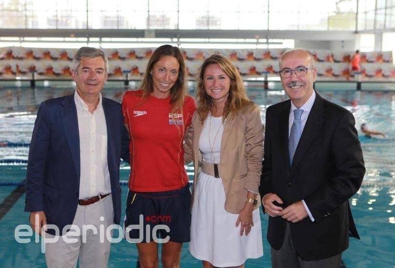 Castell n se convierte en capital internacional de la for Piscina municipal castellon