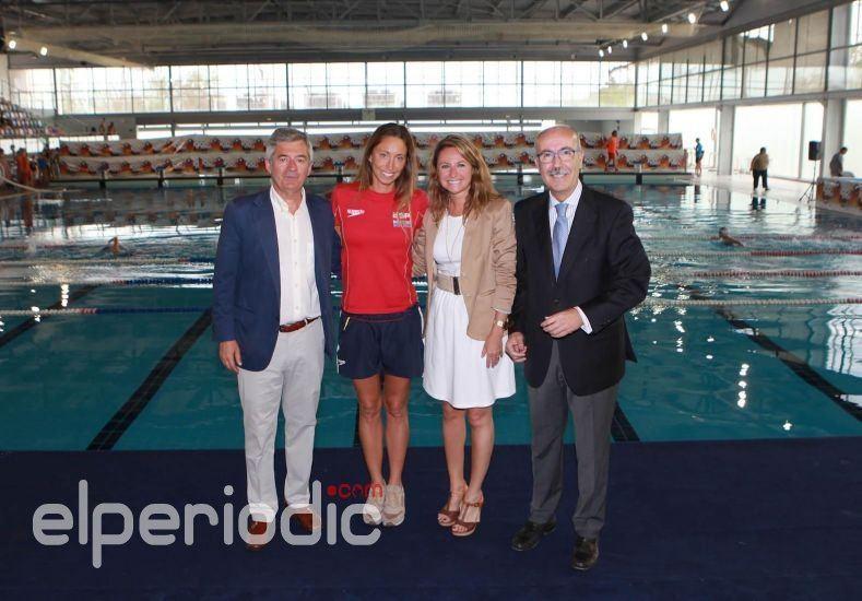 Castell n se convierte en capital internacional de la nataci n sincronizada este fin de semana - Piscina olimpica castellon ...