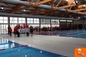 Esta temporada el club natacio godella a por el podium for Piscina municipal martorell