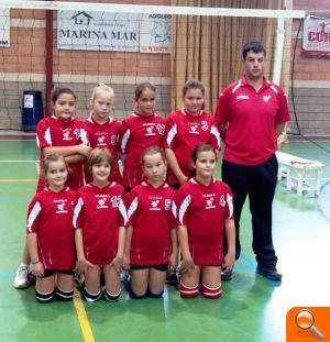 Las juveniles del Club Voleibol La Nucía ganan en Gandía y ... - el periodic