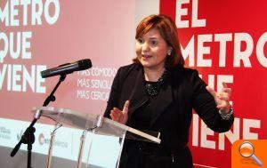 """Isabel Bonig: """"Metrovalencia mantendrá las tarifas por tercer año ... - el periodic"""
