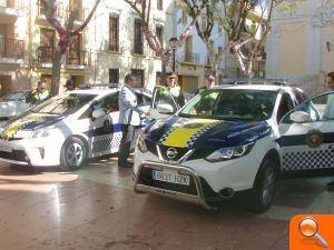 La Policía Local de Petrer detiene a tres personas por el robo en ... - el periodic