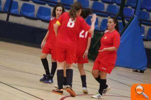 El Xaloc Alacant Femenino se va de Castalla con les tres puntos - el periodic