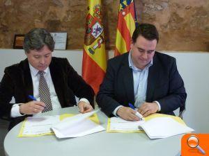 Massamagrell firma el Acuerdo de Colaboración con el 112 - el periodic