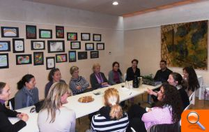 Clausura del II curso para cuidadores no profesionales en Mutxamel - el periodic