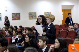 American School of Valencia acoge una simulación académica del ... - el periodic