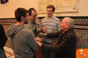 El Seminario Mayor rinde homenaje al sacerdote Emilio Meseguer - el periodic