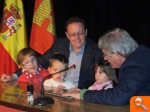 Pilar de la Horadada celebra con los niños el 36 cumpleaños de la ... - el periodic