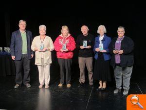 Los voluntarios de Cultura reciben un homenaje por su esfuerzo en ... - el periodic