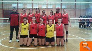El Xàtiva Voleibol no puede con el CV Almoradí - el periodic
