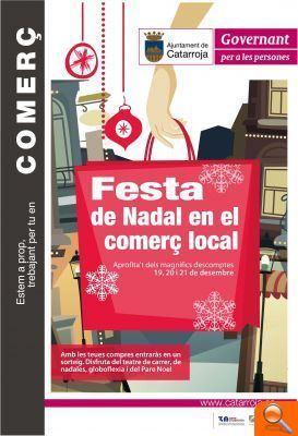 Catarroja lanza una campaña para promocionar el comercio local ... - el periodic