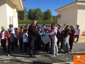 Escolares de Castalla realizaron una sesión de Educación Vial en ... - el periodic