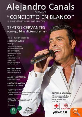 Alejandro Canals organiza por vez primera el 'Concierto Blanco' en ... - el periodic