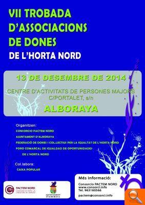 Alboraya prepara el VII Encuentro de Asociaciones de Mujeres de l ... - el periodic