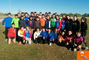 Diez jóvenes de Tripuçol participan en la concentración de jóvenes ... - el periodic