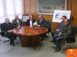 Presentan el cupón del ONCE dedicado a Petrer y al IV centenario ... - el periodic