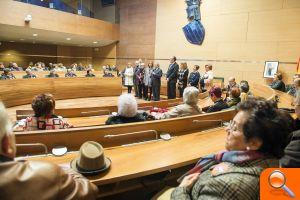 La Diputación recibe a 120 mayores de Aldaia y Paiporta - el periodic