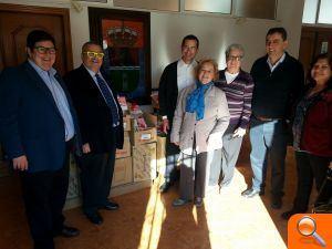 Cáritas Parroquial recibe 250 lotes de productos navideños - el periodic