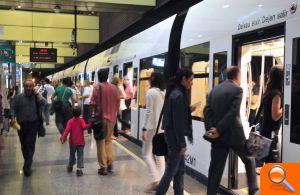 Metrovalencia desplazó el pasado mes de noviembre a 5.256.273 ... - el periodic