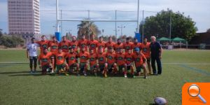 El Tecnidex Valencia RC se enfrenta al Rugby Sant Cugat - el periodic