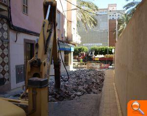 El Ayuntamiento de Catarroja peatonaliza la calle San Antonio - el periodic