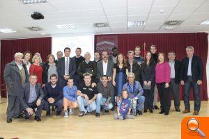 L'Ajuntament d'Alfafar celebra su III Gala dels Esports