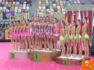 El Equipo Junior del Club de Gimnasia Rítmica de Llíria ... - el periodic