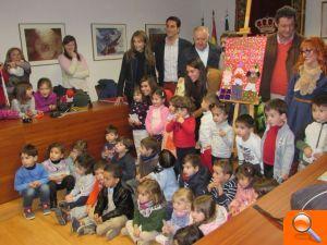 Las clases de tres años del colegio Manuel Anton se alza con el ... - el periodic